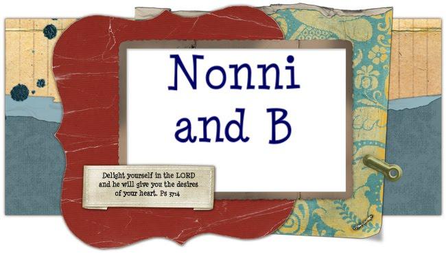 Nonni and B