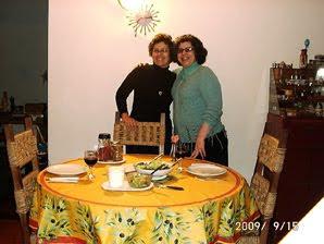 Sampa - Jantar da anfitriã