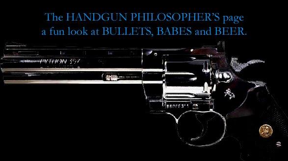 hand gun philosophy