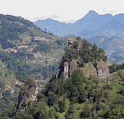 Derrumbe en Xochitlaxco
