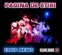 PAGINA DE STIRI ELVIS PRESLEY