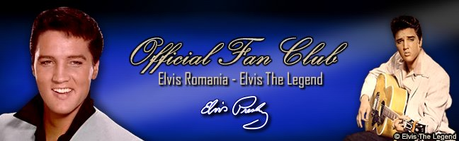 Elvis Romania - Fan Club Oficial