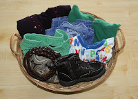 Dressing Basket