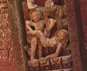Порно на храмах