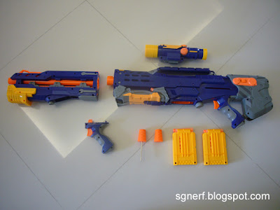 Longshot CS-6 | Nerf Wiki | Fandom powered by Wikia