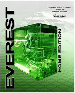 Everest Home Edition 2.20.405 (2000 / XP)