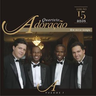 Quarteto Adora��o - Cantarei - ( voz e pb) 2007