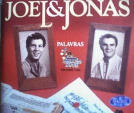 palavras Baixar  CD Joel & Jonas   Palavras(1986)