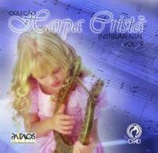 2j4envr CD Coleção Harpa Cristã Instrumental Vol.09