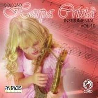 dqkhlc CD Coleção Harpa Cristã Instrumental Vol.10