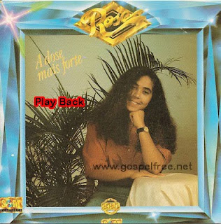capa rose nascimento a dose mais forte play back Baixar CD Rose Nascimento   A Dose Mais Forte (1992) Play Back