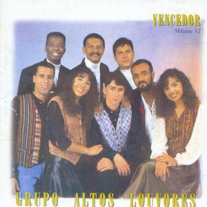 Altos Louvores 1997   Vencedor Baixar CD Altos Louvores   Vencedor(1997)