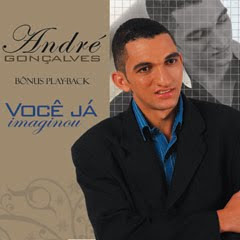 capa+ Baixar CD André Gonçalves   Você Já Imáginou(2010)