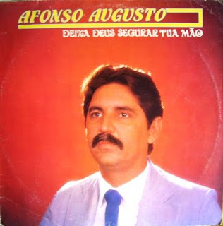 v015r Baixar CD Afonso Augusto   Deixa Deus Segurar Tua Mão