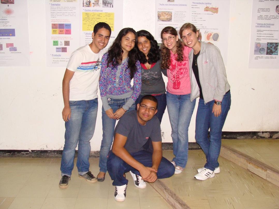 Grupo Radicais Livres 2010-2