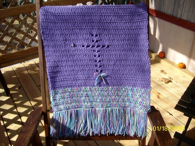 Free Crochet Patterns For A Prayer Shawl : My