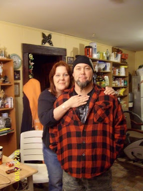 Rhonda & Ronne Christmas 2010