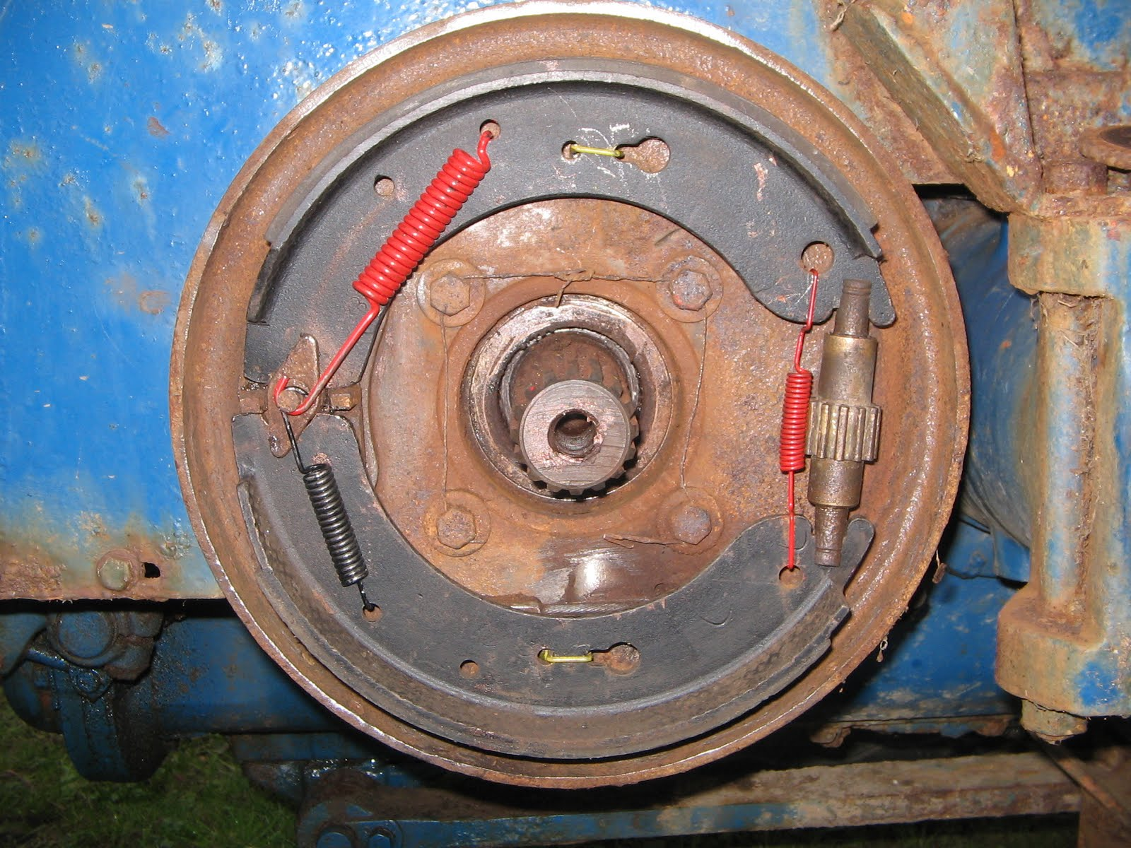 Fordson Major Gearbox Manual