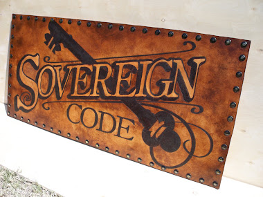 Sovereign code clothing sign