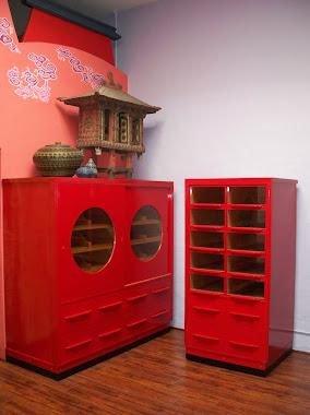 Koi fabric cases