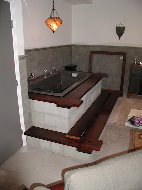 Spa Tub surround