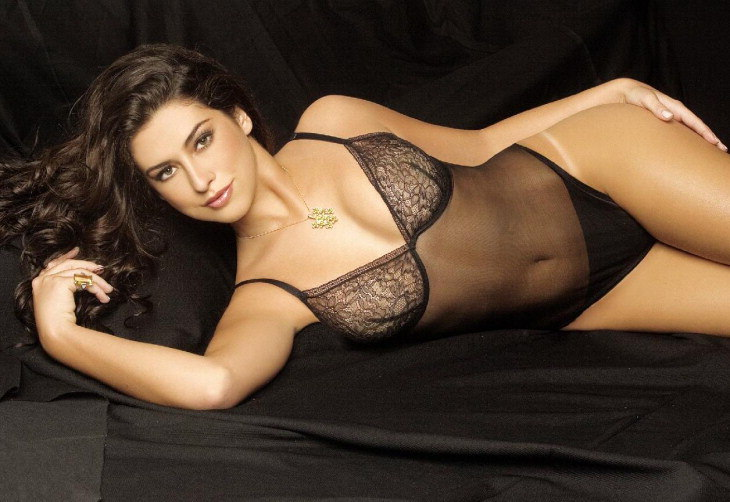 Fernanda Paes Leme Na Playboy Beleza