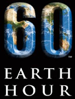 Earth Hour 60 logo for 2010