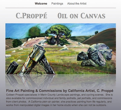 C.Proppé Website