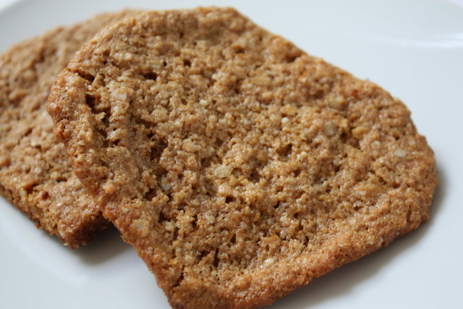 Almond Butter Quinoa Cookies