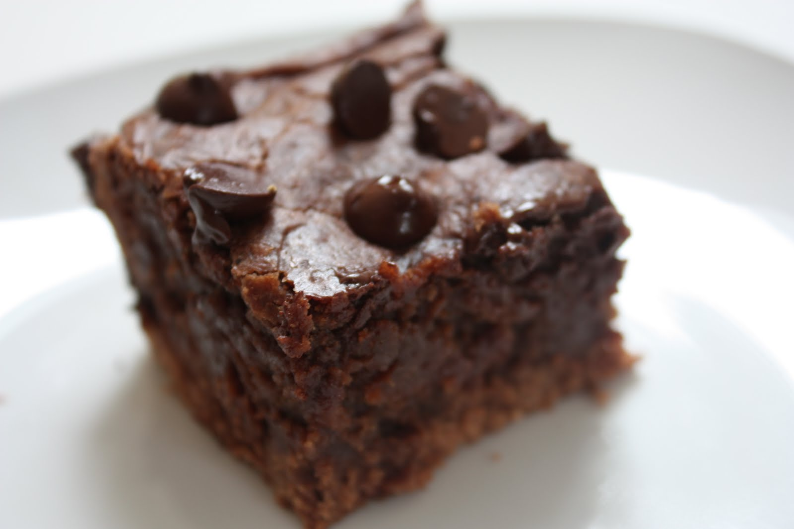 Dense and Chewy Double Chocolate Vegan Brownies