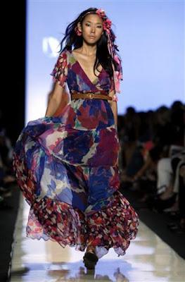 Diane Von Furstenberg'dan 2009 Modası