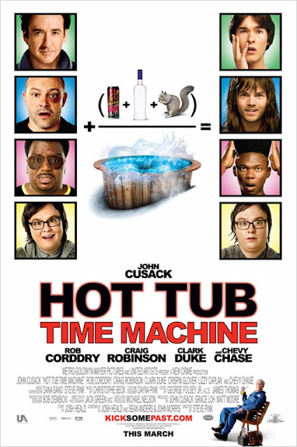 Hot Tub Time Machine (2010) DVDRip