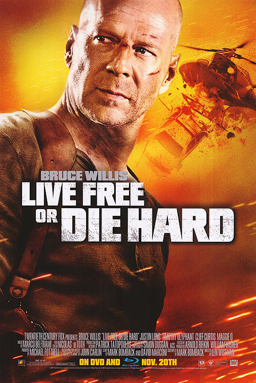 DIE HARD ANNIVERSARY BLU-RAY COLLECTION - TRAILER - OUT NOW