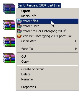WinRAR Diagnostic Message: How To Extract 2