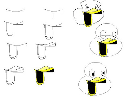Rod's Duck Farm: Rod's Duck Farm Presents: How to Draw Duck Lips