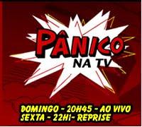 Assista o Pânico na TV ao Vivo!