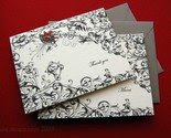 Victorian Blossom Thank You Cards Set of 25 -$50-