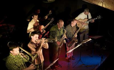 stage jazz adulte 2009