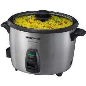 Black & Decker rice cooker 24 cup