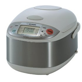 Zojirushi Rice Cookers, Fuzzy Logic