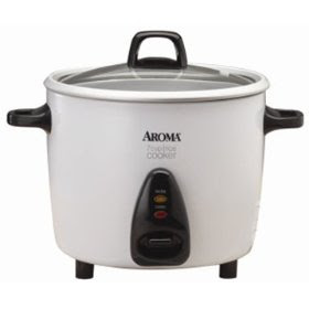 Aroma Rice cooker ARC-737G 7 cup
