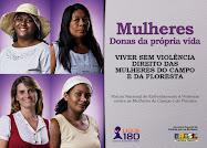 Mulher - lute pelos seus direitos!