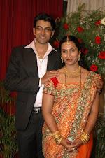 SK Naveen & Pooja
