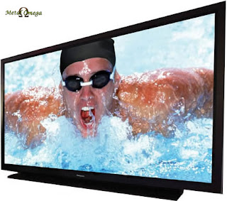 TV Panasonic TH103PF9UK possui 103 polegadas Full HD Plasma Display 1920 x 1080