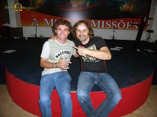 Metal Ômega e JT - Show Ministério Metal Nobre Brasília DF by Metal Ômega