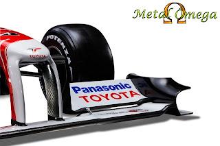 Nova Toyota F1 TF109 - 2009