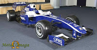 Nova Williams F1 2009