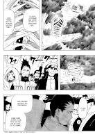 Leia o Naruto Mangá 450 - A Alegria da Vila Online Parte 7