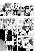 Leia o Naruto Mangá 450 - A Alegria da Vila Online Parte 4