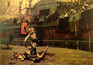 As Perseguições Romanas 14 AD - 337 AD